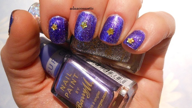 @BarryMCosmetics Chameleon Nail Effect Lilac – #review & #photos