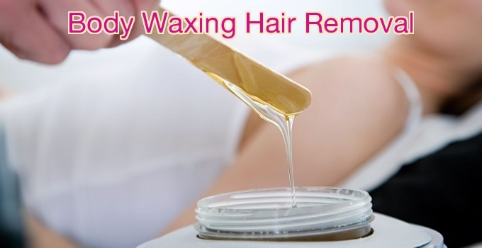 Full Body Waxing – Semi-Permanent Hair Removal