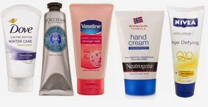 5 Best Drugstore's Hand Creams