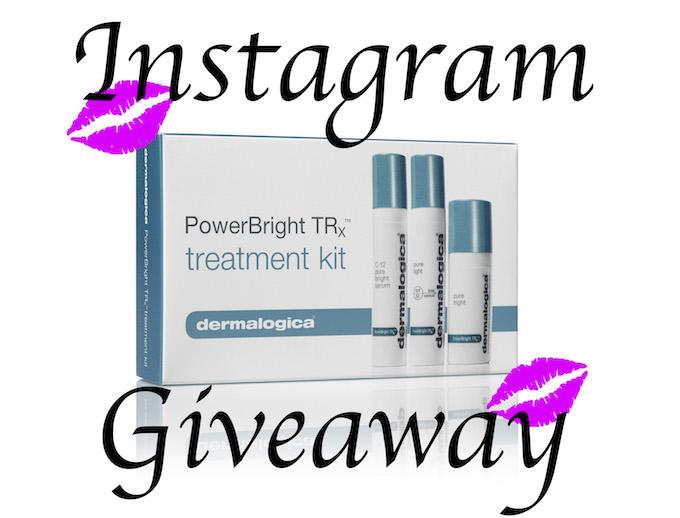 Instagram Giveaway – Dermalogica Power Bright Kit