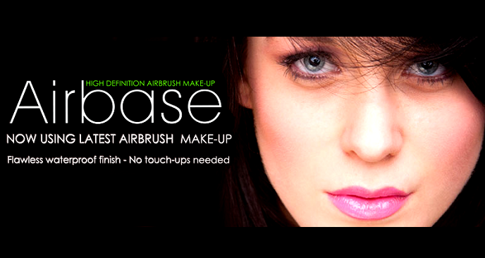 @AirbaseMakeUp – Maquiagem com Airbrush para Noivas