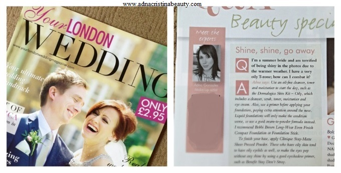 My Makeup Featured on @CountyWeddings Mag