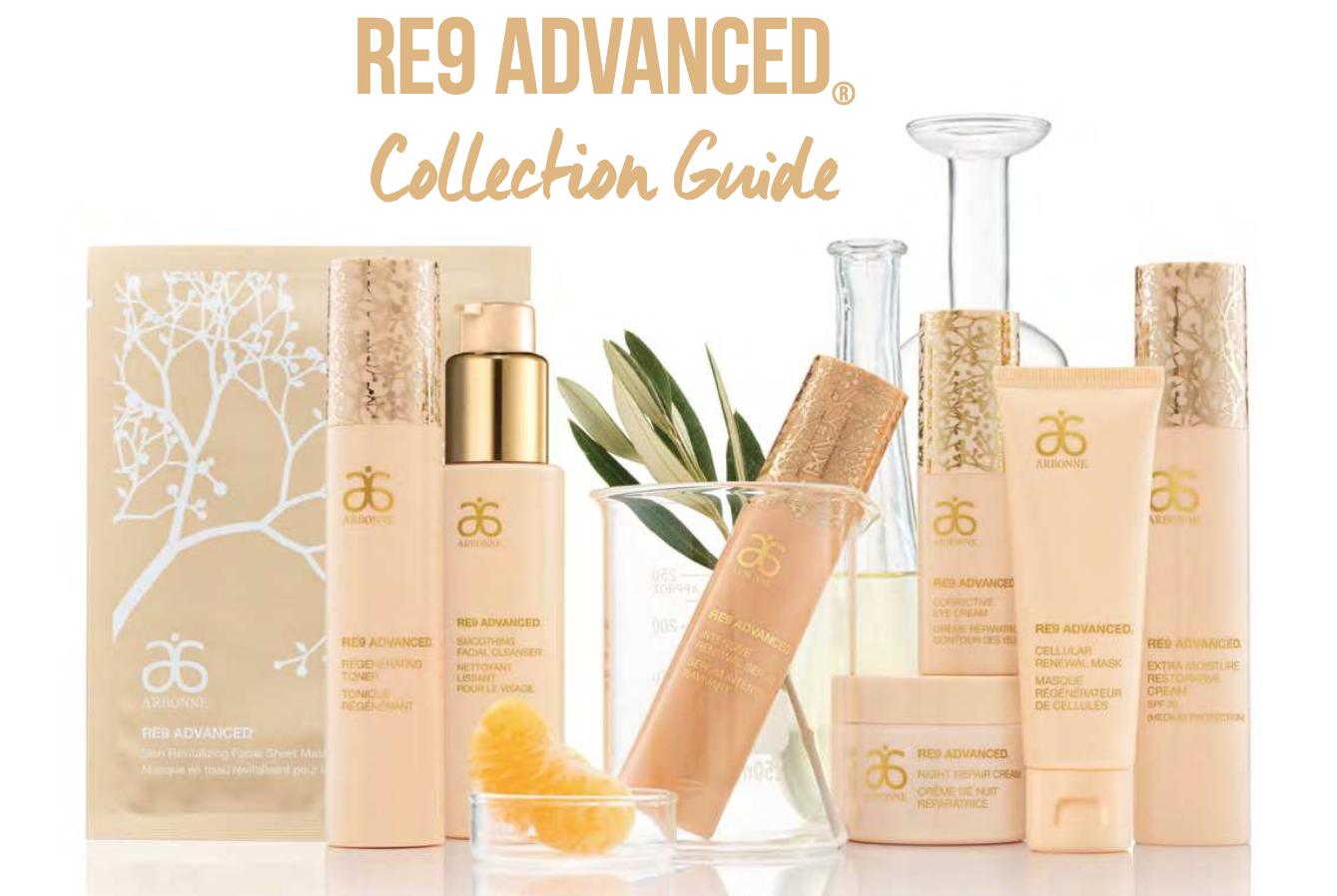 Arbonne RE9 Advanced Collection